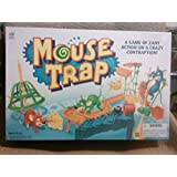 Mouse Trap Board Game 1999 Edition