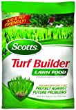 Scotts 22305 Northern Turf Builder Lawn Food Fertilizer, 12.5-Pounds (Not Sold in Pinellas County, FL)