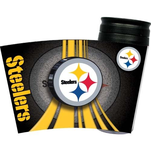 Pittsburgh Steelers Insulated Travel Mug