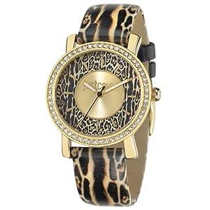 Just Cavalli R7251595502 Women's Mohak Gold Dial Watch