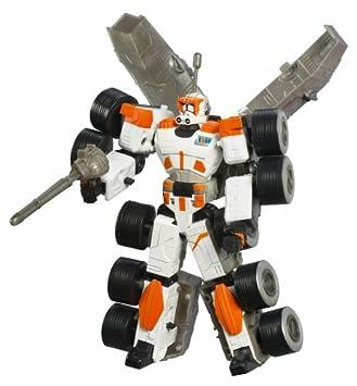 Star Wars Transformers - Clone Commander Cody Turbo Tank - Commandant Clone Cody Turbo Tank