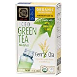 Organic Genmai Green Iced Tea Powder