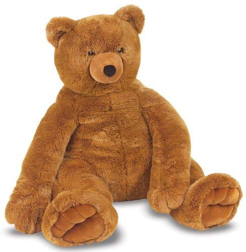 Jumbo Brown Teddy Bear - Plush Jumbo Brown Teddy