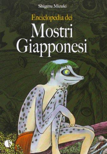 Enciclopedia dei mostri giapponesi PDF