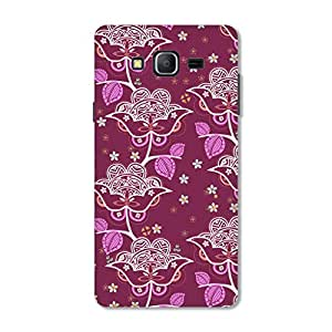 OVERSHADOW DESIGNER PRINTED BACK CASE COVER for SAMSUNG GALAXY J2 (2016 )