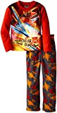 Disney Little Boys' Planes Fire and Rescue Hero Cozy Fleece Pajama Set