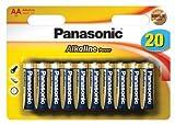 Panasonic Bronze AA Batteries