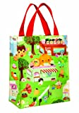 Blue Q Happy Food Town Handy Tote