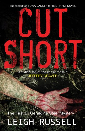 Cut Short (DI Geraldine Steel)