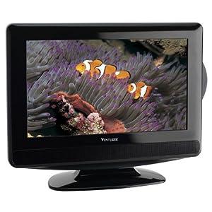 "Venturer 15"" Class 720p LED LCD TV w/ DVD"