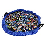 Children's Play Mat and Toys Storage Bag, 60-inch
