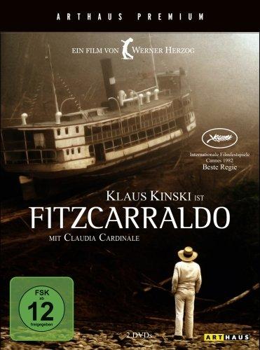 Fitzcarraldo (Arthaus Premium, 2 DVDs)