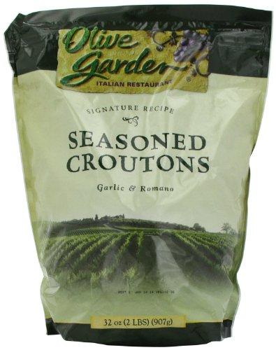 Olive Garden Signature Recipe Seasoned Croutons 5 Oz Pack