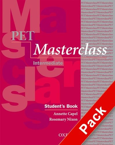 Pet masterclass. Student's book-Workbook-Intro. Without key. Con espansione online. Per le Scuole superiori. Con Multi-ROM: Pack Without Key