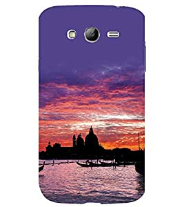 printtech Beautiful City Dome Building Back Case Cover for Samsung Galaxy Grand i9080 / Samsung Galaxy Grand i9082