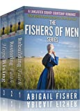 img - for Amish Romance: FISHERS OF MEN Series: COMPLETE NOVELLA BOX SET: (Amish, Amish Romance Books, Amish Fiction, Amish Books, Amish Fiction Books, Romance Novels) (A Lancaster County Courtship Romance) book / textbook / text book