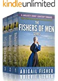 Amish Romance: FISHERS OF MEN Series: COMPLETE NOVELLA BOX SET: (Amish, Amish Romance Books, Amish Fiction, Amish Books, Amish Fiction Books, Romance Novels) (A Lancaster County Courtship Romance)