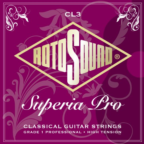 Rotosound CL3 Superia Pro Classical Guitar Strings