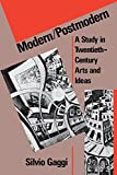 img - for Modern/Postmodern: A Study in Twentieth-Century Arts and Ideas (Penn Studies in Contemporary American Fiction) book / textbook / text book