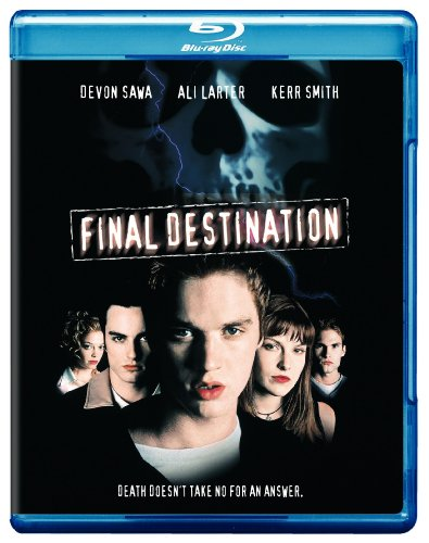 Cover art for  Final Destination [Blu-ray]