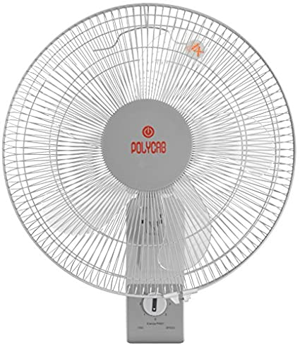 Elanza PW01 3 Blade (400mm) Wall Fan