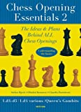 Chess Opening Essentials: 1.d4-d5 / 1.d4-various / Queen's Gambits