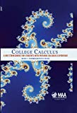 img - for College Calculus: A One-Term Course for Students with Previous Calculus Experience (Maa Textbooks) book / textbook / text book
