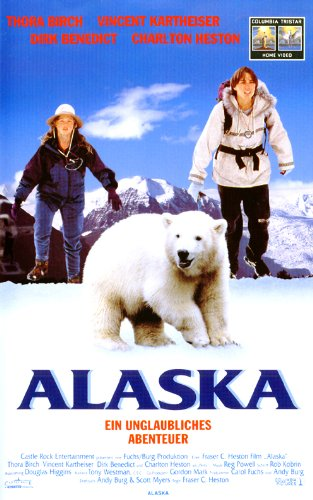 Alaska - Die Spur des Polarbären [VHS]