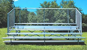 Jaypro Sports Blch-5c 5 Row 15 Ft With Chain Link by Jaypro Sports