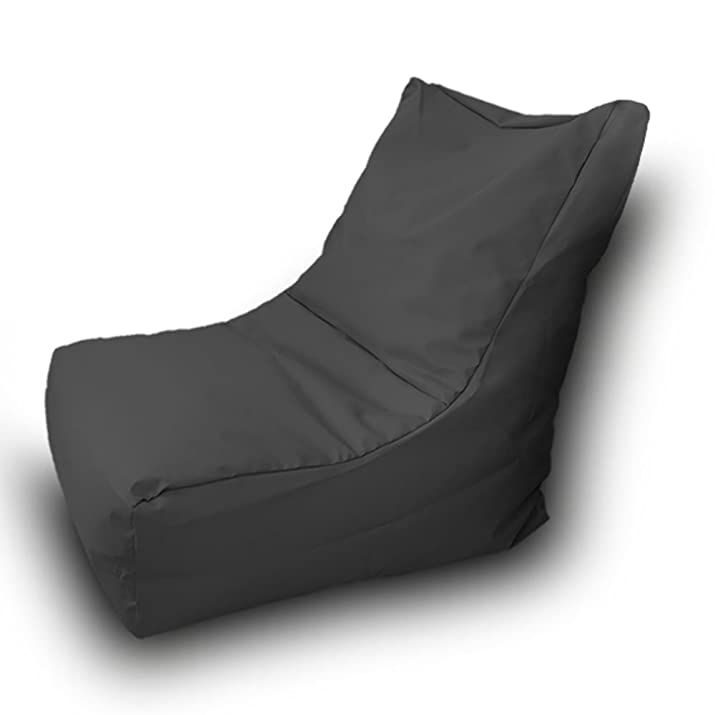 Pouf Comfortline divano polipiel 85x 85cm grigio