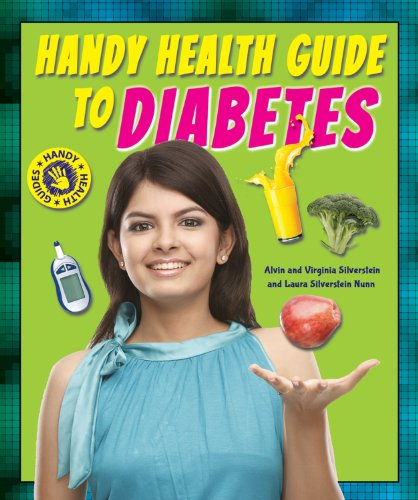 Handy Health Guide To Diabetes (Handy Health Guides)