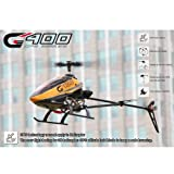 Walkera G400 GPS Serles 6CH RC Helicopter BNF With Battery/Charger