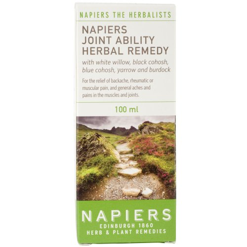 Napiers Joint Ability Herbal Remedy 100 ml