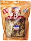 Smokehouse 100-Percent Natural Chicken Breast Strips Dog Treats, 16-Ounce