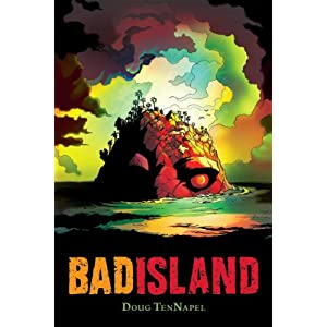 51d83WwJ2PL. SL500 AA300  Review: Bad Island by Doug TenNapel