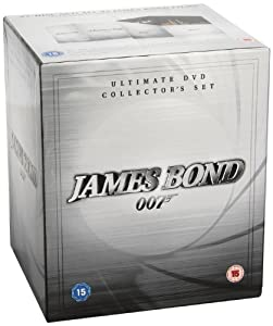 James Bond 007 Ultimate DVD Collector's Set [DVD] [1962]