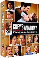 Grey's Anatomy, saison 5 - Coffret 7 DVD