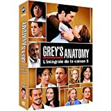 Grey&#39;s Anatomy, saison 5 - Coffret 7 DVDpar Ellen Pompeo
