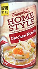 Campbell39s Homestyle Chicken Noodle Soup 186oz Pack of 10