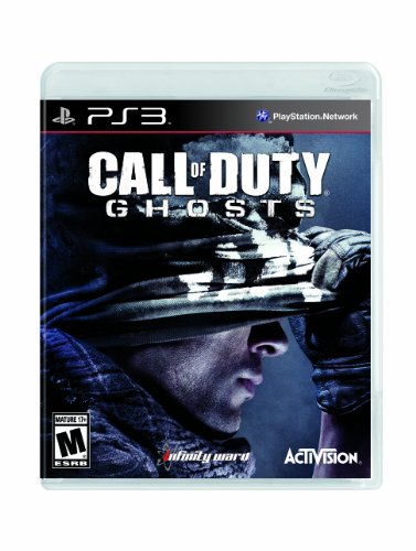Call Of Duty: Ghosts - Playstation 3 front-268114