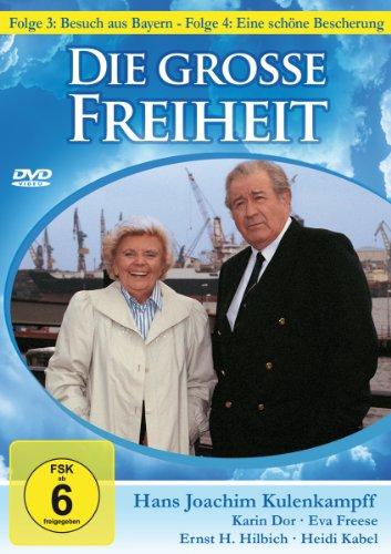 Die große Freiheit - Folge 3: Besuch aus Bayern + Folge 4: Eine schöne Bescherung (2 Folgen auf einer DVD)