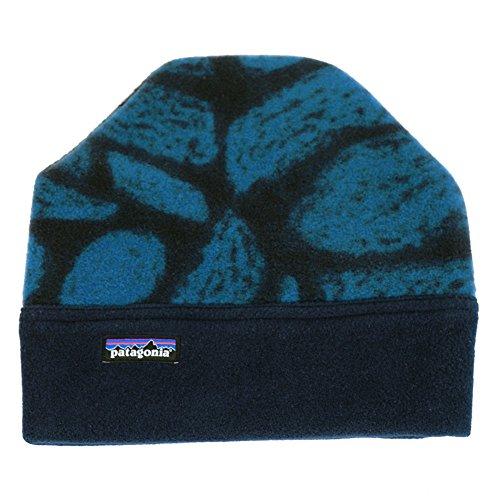 patagonia(パタゴニア)Synchilla Alpine Hat【22260】[正規取扱] (L(L/XL), Shale:Navy Blue)