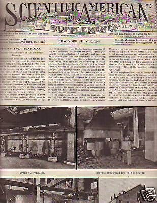 1908 Scientific American Supp July 25-Egypt Queen Tomb