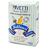 All-Purpose Italian 00 Flour by Pivetti (2.2 pound)