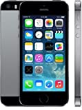 Apple iPhone 5S UNLOCKED Space Grey/Gold/Silver 16/32/64GB SIM FREE (16GB, Space Grey)
