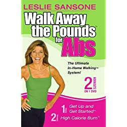 Leslie Sansone: Walk Away The Pounds For Abs 1 & 2 Mile