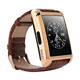 Bluetooth Smart Watches F8 Wearable Devices Smartwatch support Mp3/Mp4 player Camera Wechat Facebook for android smart phones
