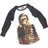 Illin Stance - Chewbacca -- Star Wars Juniors 3/4-Sleeve Raglan T-Shirt