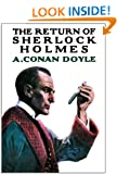 The Return of Sherlock Holmes (Illustrated by Sidney Paget)