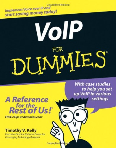 VoIP für Dummies (For Dummies (Computer/Tech))